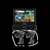 Системы видеонаблюдения и охраны